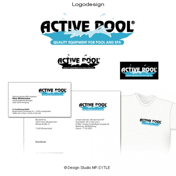 Active Pool - Logo