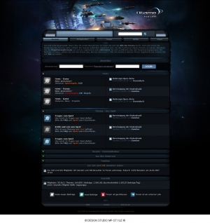 OGame® - Forum-Template