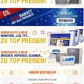 Grafik-Set-2 für Digipartner Online-Shop